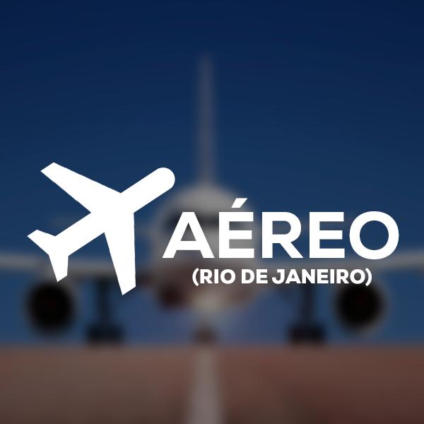 Imagem AÉREO SAÍDA - RIO DE JANEIRO