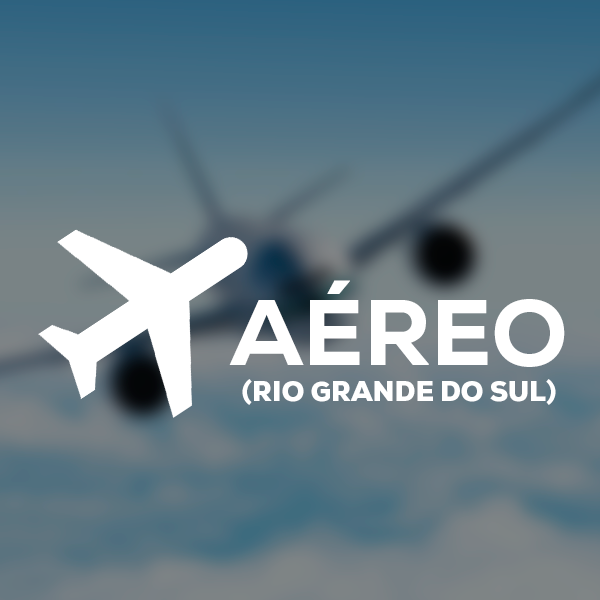 Imagem AÉREO SAÍDA - PORTO ALEGRE