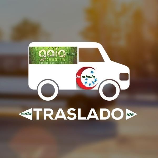 Imagem TRASLADO GAIA - IDA E VOLTA