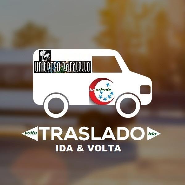 Imagem TRASLADO UP - IDA POR ILHEUS X VOLTA SALVADOR ( VIA VALENÇA )