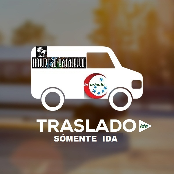 Imagem TRASLADO UP - SOMENTE IDA - SALVADOR X PRATIGI  COM CONVITE